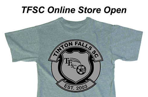 TFSC Online Store Open Until March 11th!